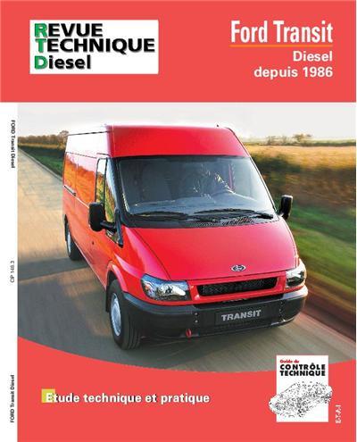 Revue technique automobile 148.3 Ford Transit Diesel (86-94)