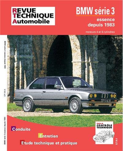Revue technique automobile 448.6 BMW série 3 (83/92)