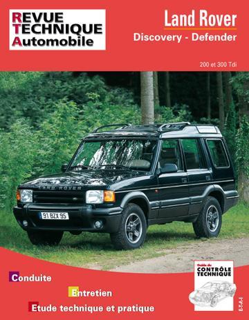 Revue technique automobile 564.2 Land Rover Discovery-Defender 200/300 TDI