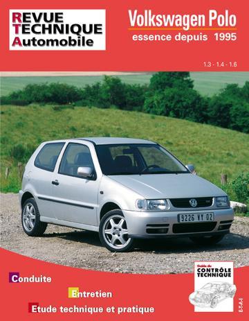 Revue technique automobile 579.2 VW Polo 95-99