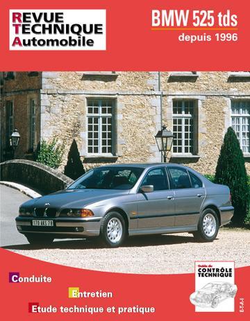 Revue technique automobile 594.2 BMW 525 TDS depuis 1996