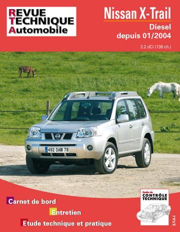 Revue technique automobile 685.1 Nissan X-Trail