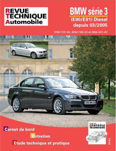 Revue technique automobile b712.6 BMW