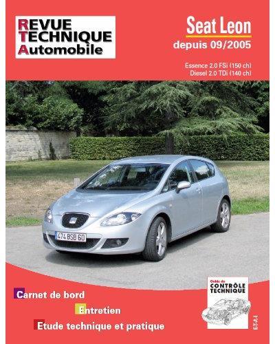 Revue technique automobile b722.6 Seat Leon II