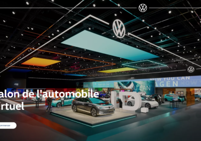 salon de l'automobile virtuel
