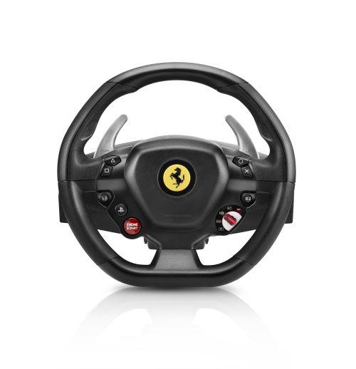 Volant PS4 Thrustmaster T80 Ferrari 488 Edition GTB