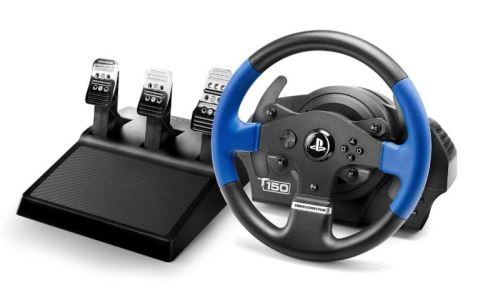 Volant Thrustmaster Force Feedback T150 RS Pro pour PS4/PS3/PC