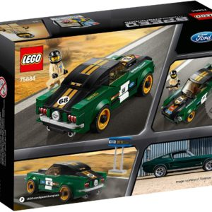 Lego Speed Champions – Ford Mustang Fastback 1968