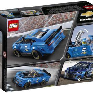 LEGO Speed Champions La voiture de course Chevrolet Camaro ZL1