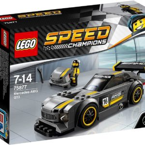 Lego Speed Champions – Mercedes-AMG GT3