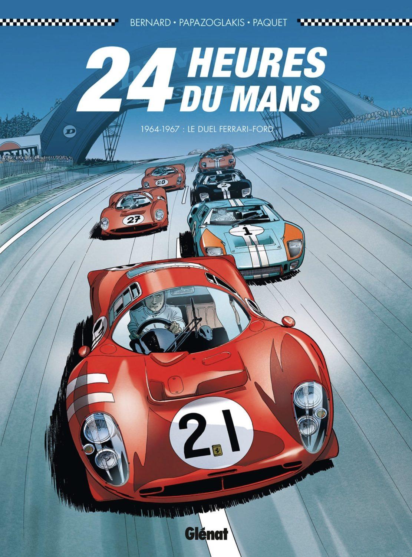 24 Heures du Mans : 1964-1967: Le duel Ferrari-Ford
