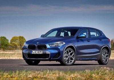 BMW X2 hybride
