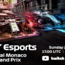 GP de Monaco virtuel