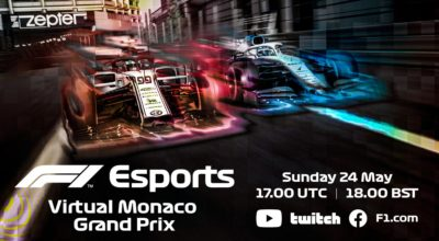 GP de Monaco virtuel