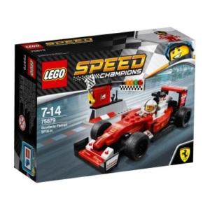 LEGO® Speed Champions Scuderia Ferrari SF16-H