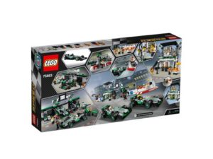 LEGO® Speed Champions 75883 Mercedes Amg Petronas Formula One Team