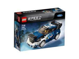 LEGO® Speed Champions 75885 Ford Fiesta WRC M Sport