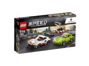 LEGO® Speed Champions 75888 Porsche 911 RSR et 911 Turbo 3.0