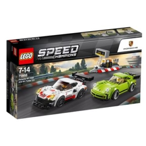 LEGO® Speed Champions 75888 Porsche 911 RSR et 911 Turbo 3.0