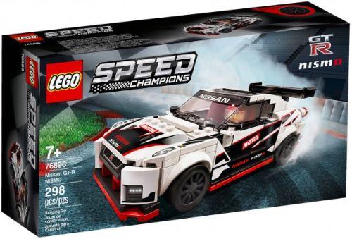LEGO® Speed Champions 76896 Nissan GT-R NISMO