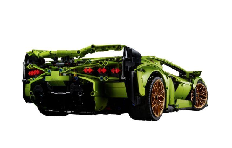 Sián FKP 37 LEGO
