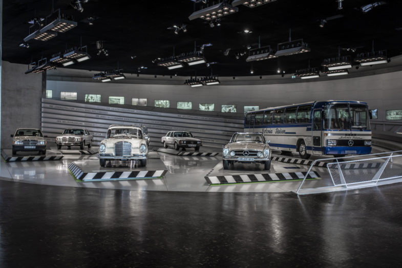 musée Mercedes-Benz