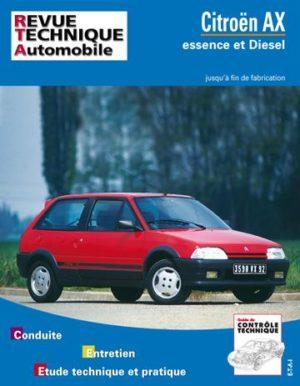 Revue technique automobile100.1 AX essence/Diesel