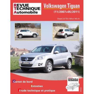 Rta B762 Volkswagen Tiguan 2,0 Tdi 11/2007>05/2011