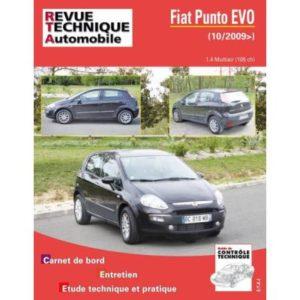 Rta Hs 007,1 Fiat Punto Evo Ess, 1,4 Multiair 105