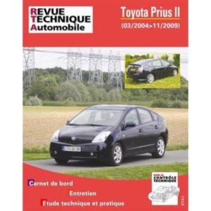 Rta Hs 010,1 Toyota Priusii 1,8I Hy100Ch 16V 2004/09