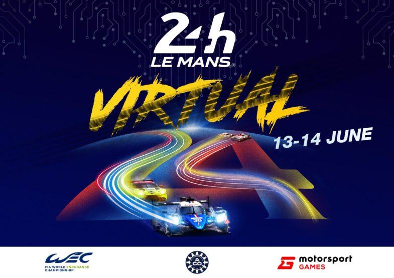 24 Heures du Mans virtuelles