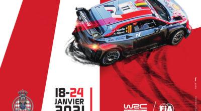 Rallye Monte-Carlo 2021