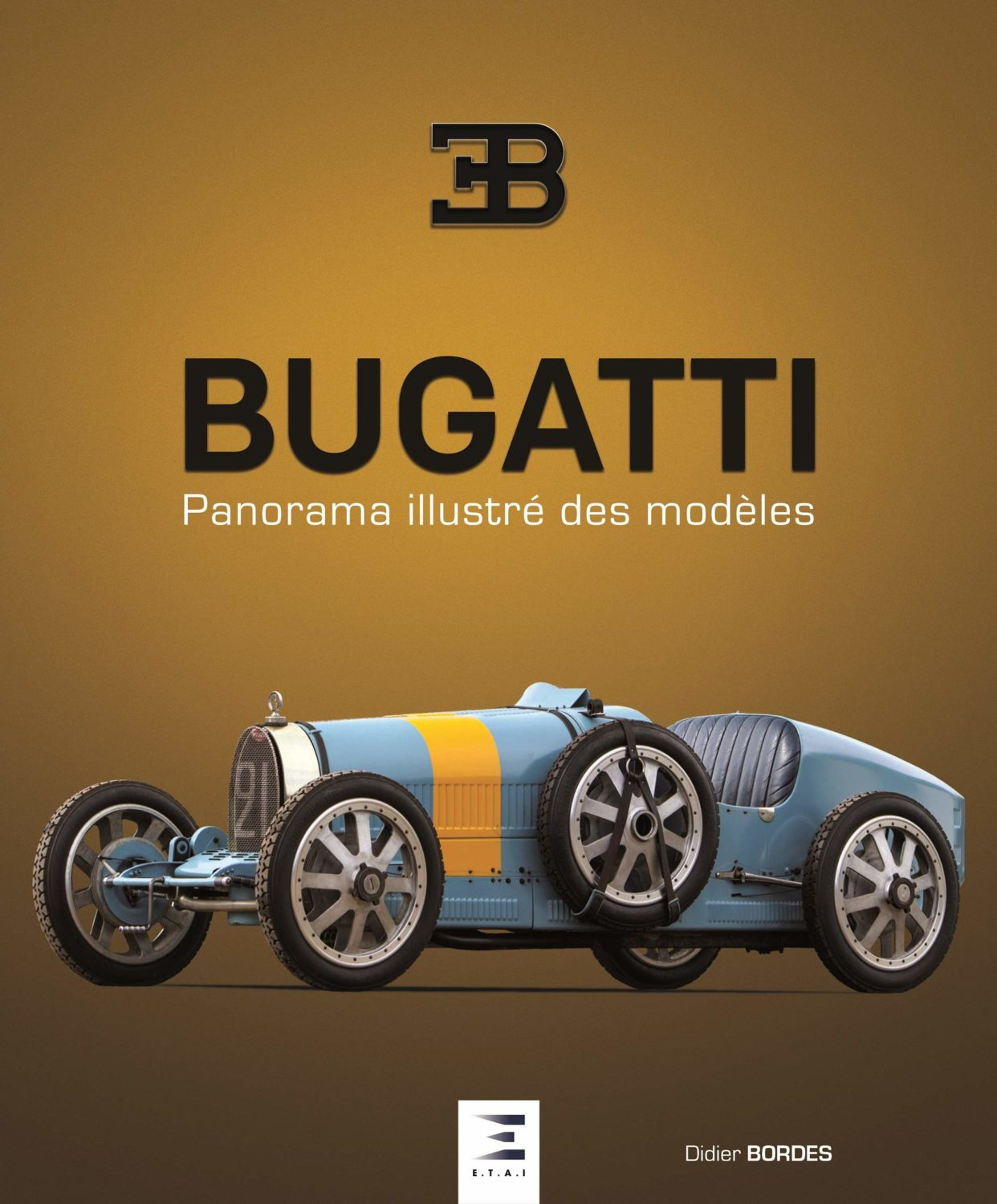 Bugatti, panorama illustré des modèles