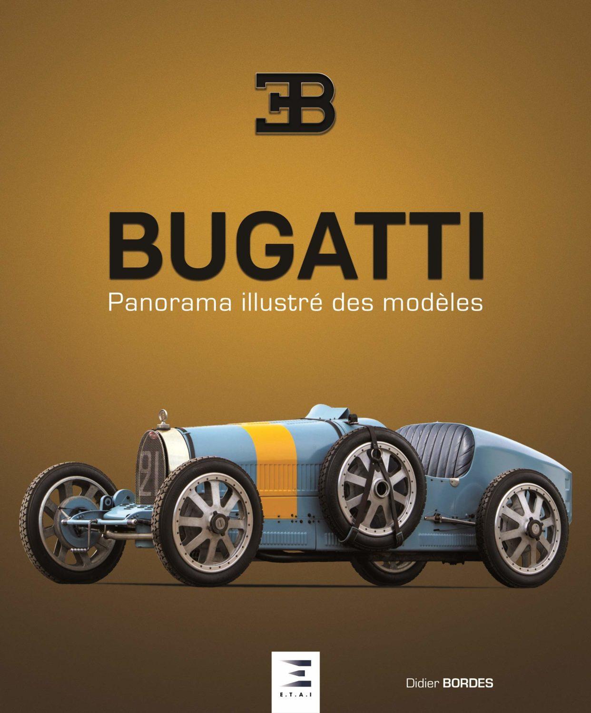 Bugatti, panorama illustré des modèles