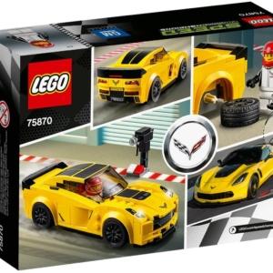 LEGO® Speed Champions 75870 Chevrolet Corvette Z06