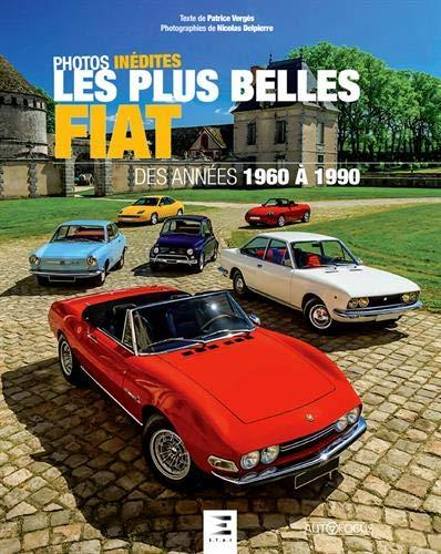Les plus belles Fiat des années 1960 à 1980
