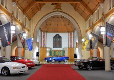 garage de rêve
