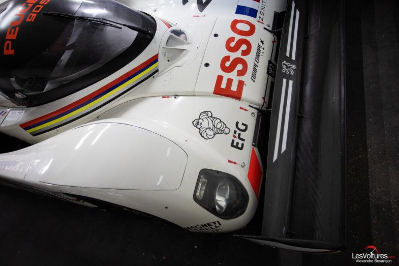 24 Heures du Mans Peugeot 905