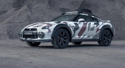 Nissan GT-R Offroad