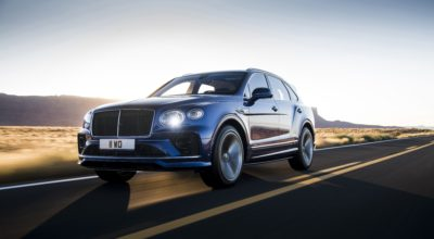 Bentleay Bentayga Speed