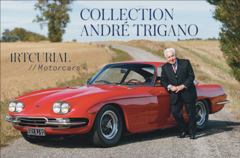 Collection André Trigano