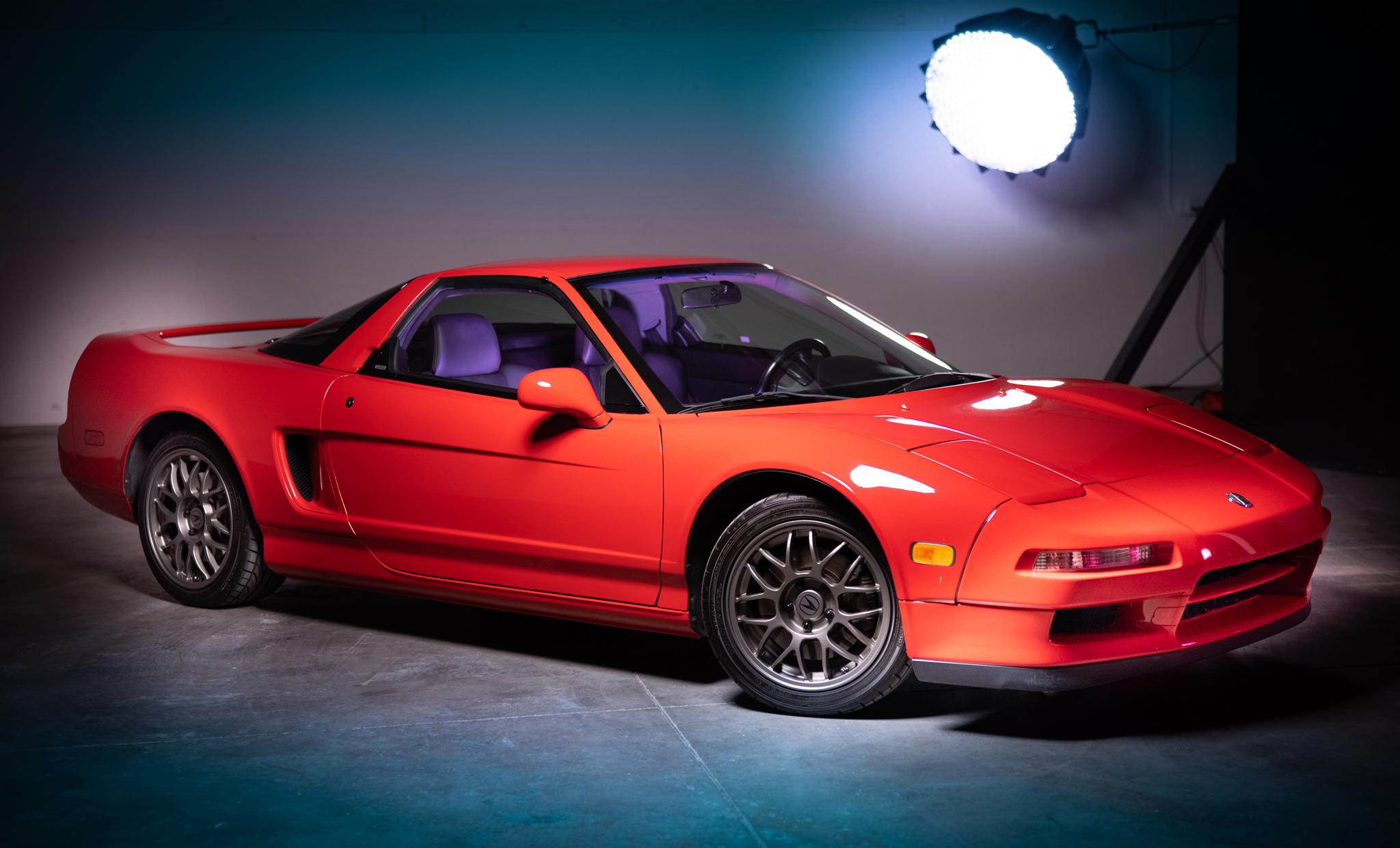 1999-Acura-Honda-NSX-2 | Les Voitures