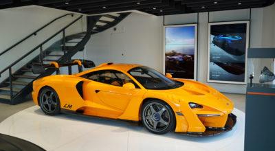 McLaren Paris