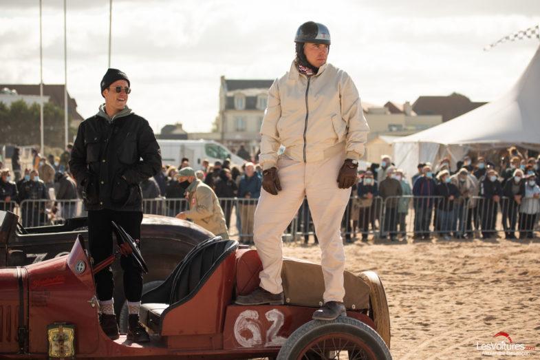 Normandy Beach Race
