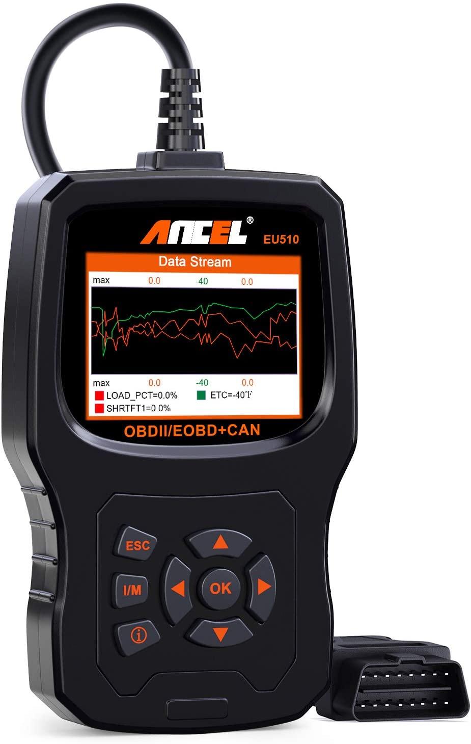 ANCEL EU510 OBDII Scanner