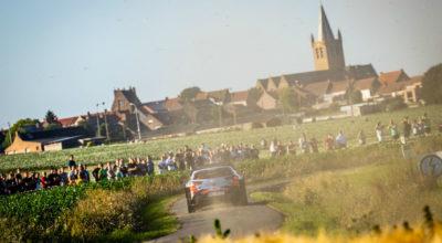 rallye d'Ypres