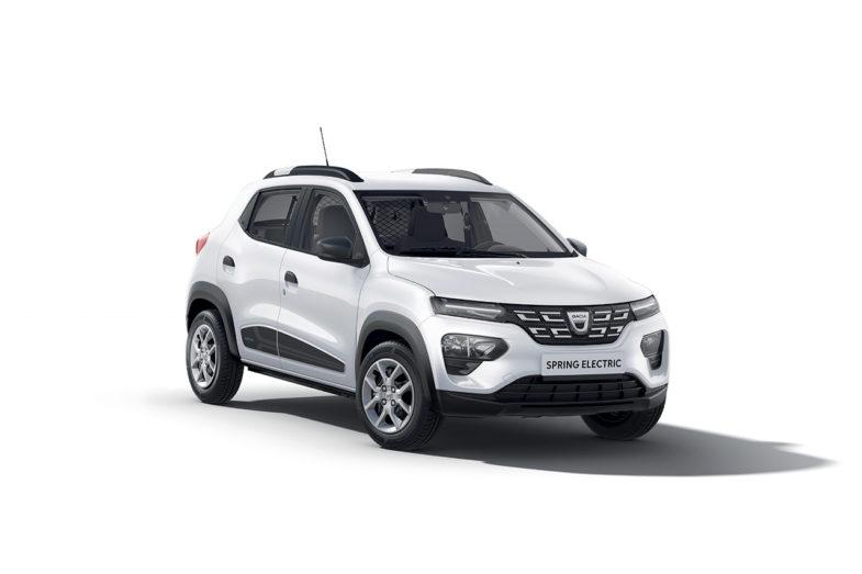 Dacia Spring Electirc