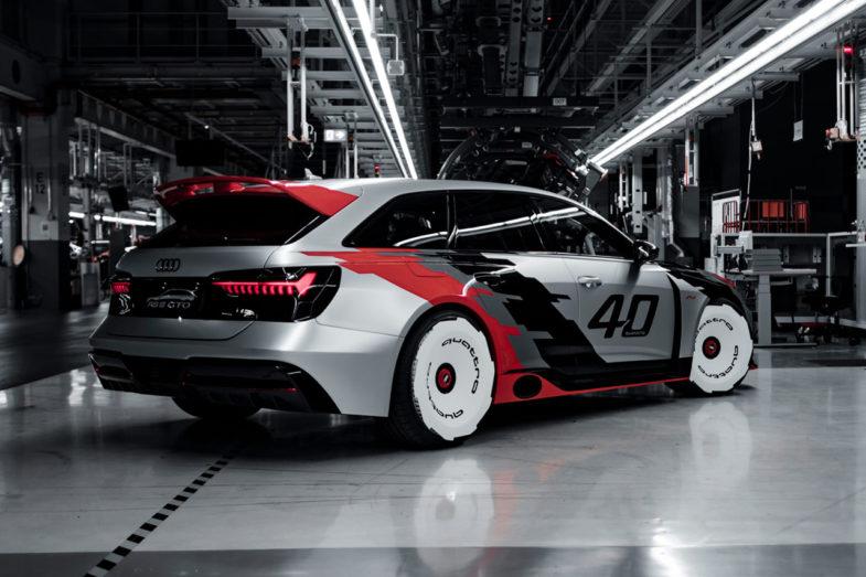 Audi RS 6 GTO Concept