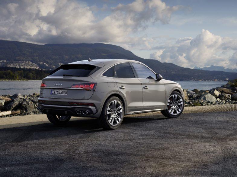 Audi SQ5 Sportbac