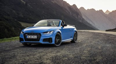 Audi TT S competition plus